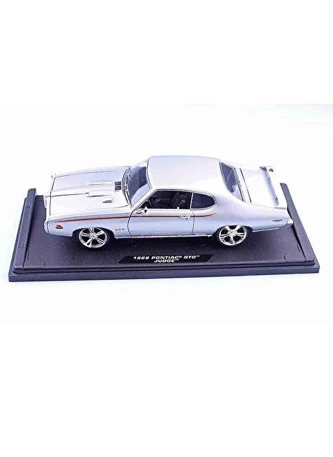Motor Max Model & Metal Araba Renkli